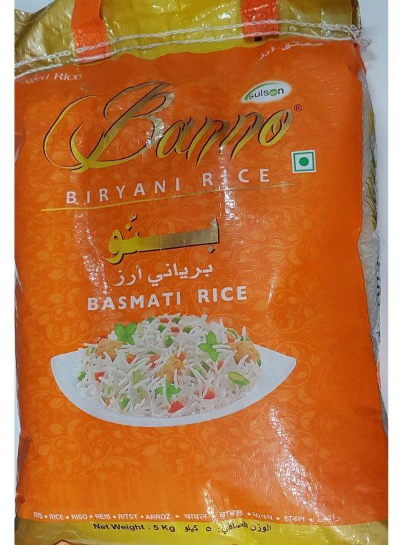 Banno BIRYANI basmati rice, reis, Tukwila online shop