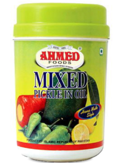Ahmed Mixed Pickle-Achar-Tukwila Online grocery in Germany