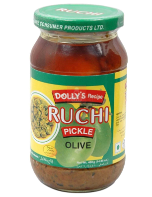 Ruchi Olive-Pickle-Achar-Tukwila Online Market