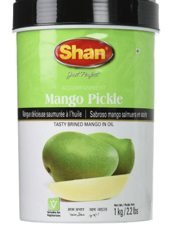 Shan Mango Pickle-Achar-Tukwila Online grocery in Germany