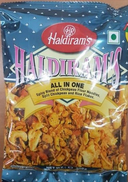 Haldirams All-in-one