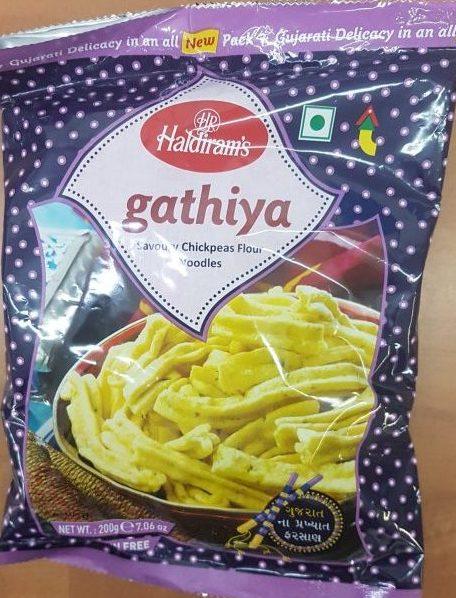 Gathiya-Haldirams, Tukwila online grocery store in Germany