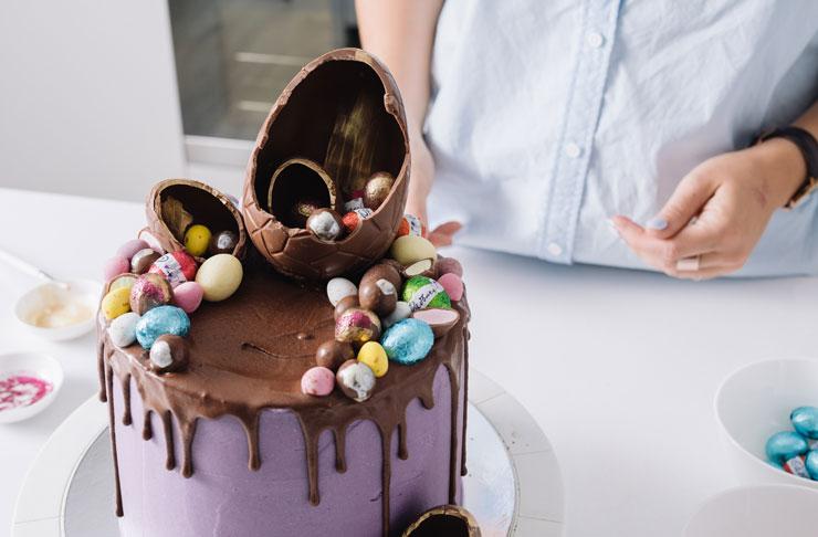 Easter Cakes Brisbane