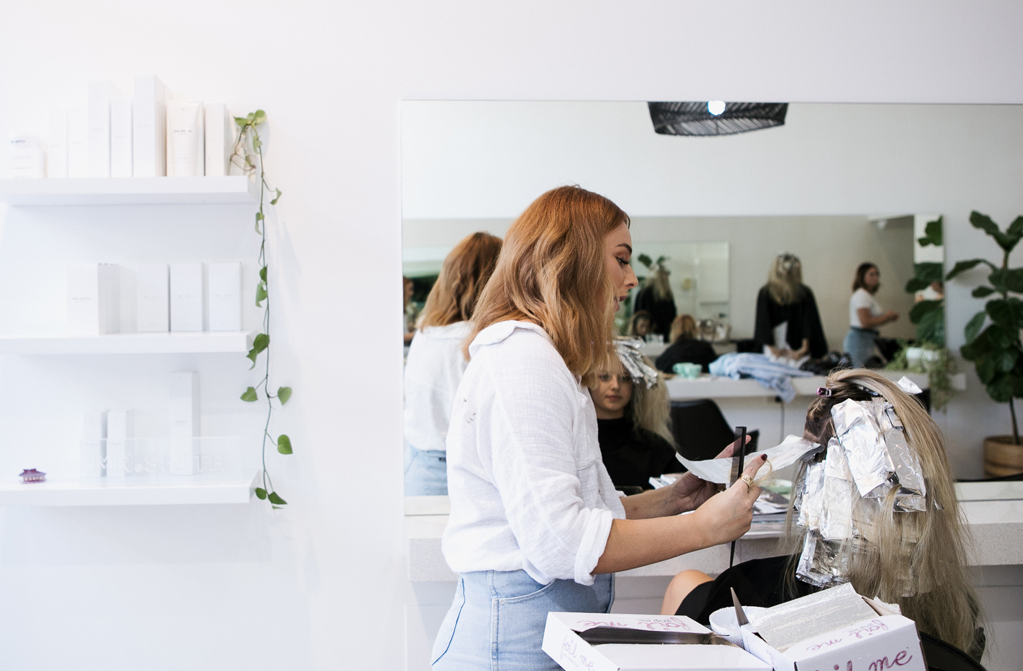 best hairdressers on the sunshine coast