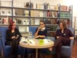 Des auteurEs de choc ! Ciornélia de Preux, Rachel Zufferey, Rachel Maeder, Abigail Seran