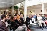 Un public nombreux pour une rencontre d'anthologie! © Gustave Deghilage – Ville de Lausanne