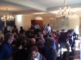 Un public très nombreux venu pour Gustave Roud