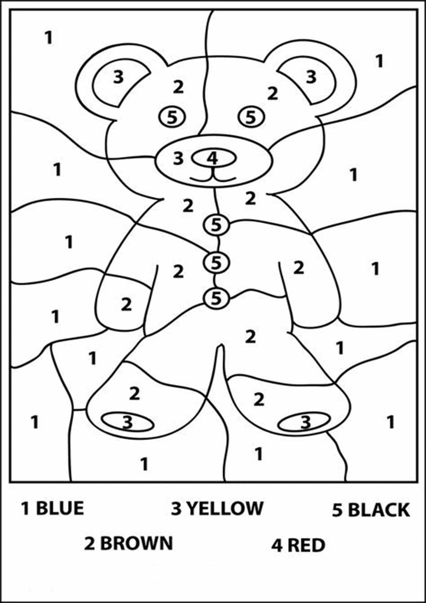 Power Rangers Worksheet For Kindergarten