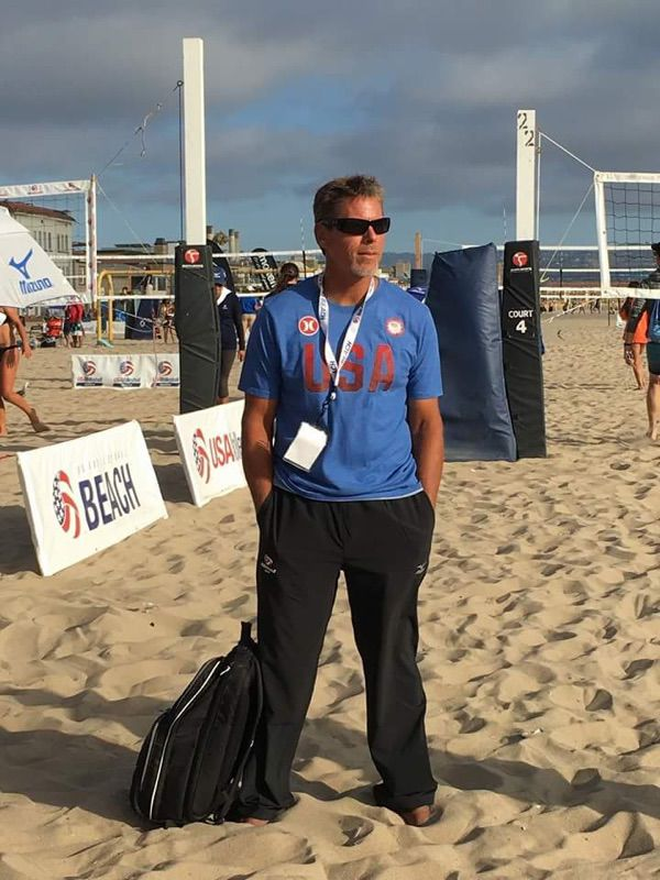 Beach+volleyball+head+coach+Wayne+Holly+brings+experience+from+a+national+level+to+Tulane+Athletics.%C2%A0