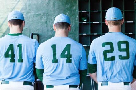 Green Wave pitchers wind up for challenges, pressures of college play