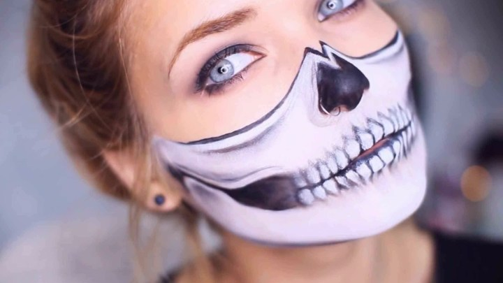 How To Slay Your Halloween Makeup