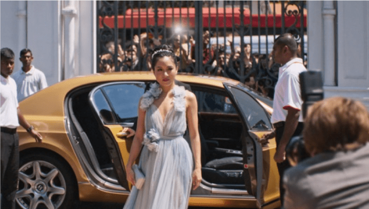 The Fashion in Crazy Rich Asians