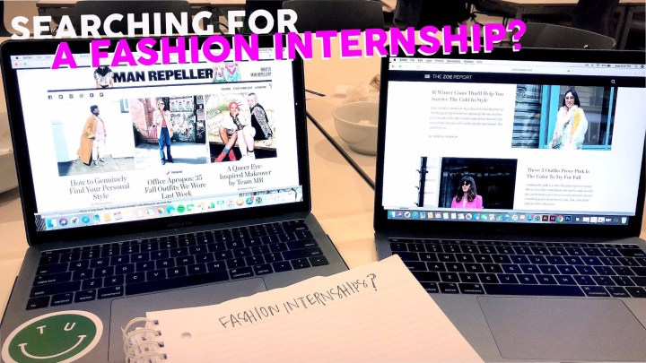 How to Simplify the Search for a Summer Fashion Internship