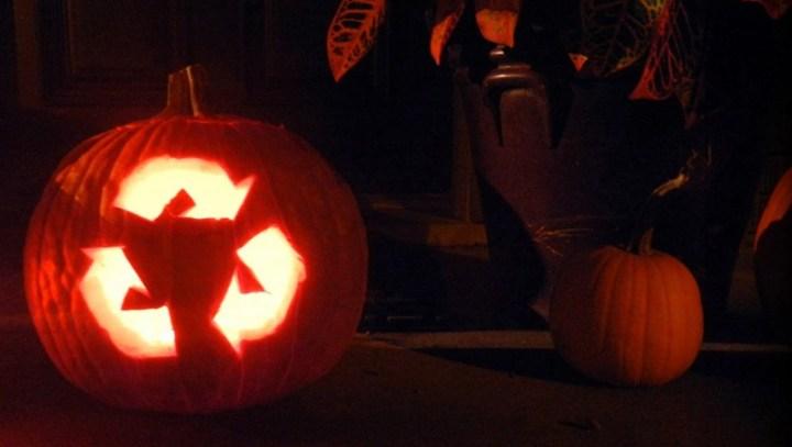 Sustainability is Sexy this Halloween Season