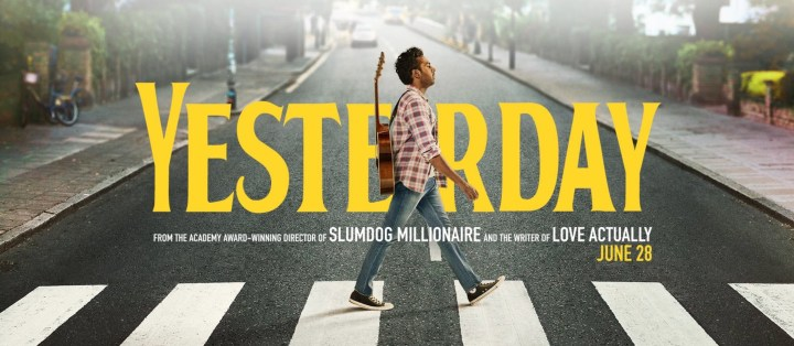 Yesterday (2019): Movie Review