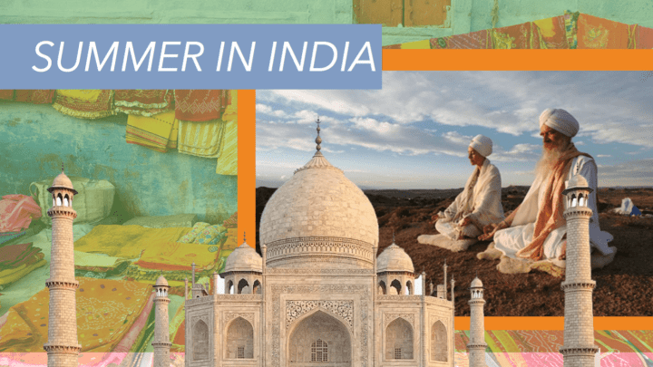 Abroad Spotlight: Everything You Need to Know About a Summer In India