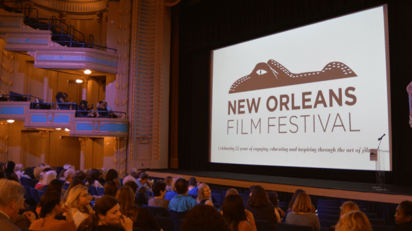 My Experience Volunteering with the New Orleans Film Festival