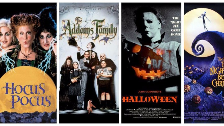 5 Movies to Get Into the Spooky Spirit