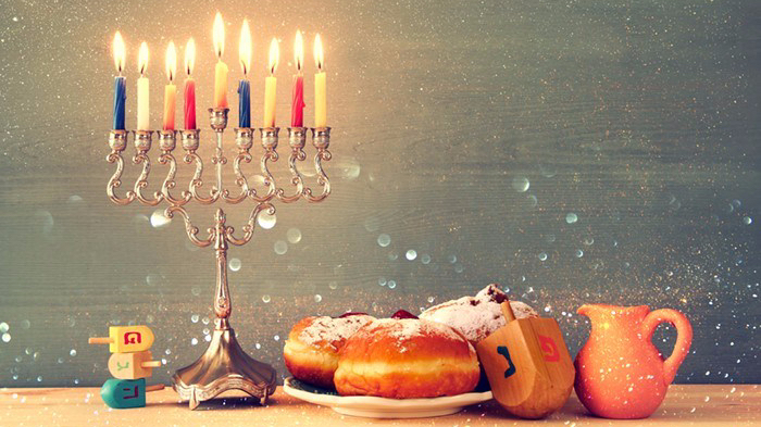 Celebrating in New Orleans: Hanukkah Edition