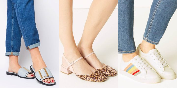 Dressed from Head to Toe: Wearable Spring Shoe Trends