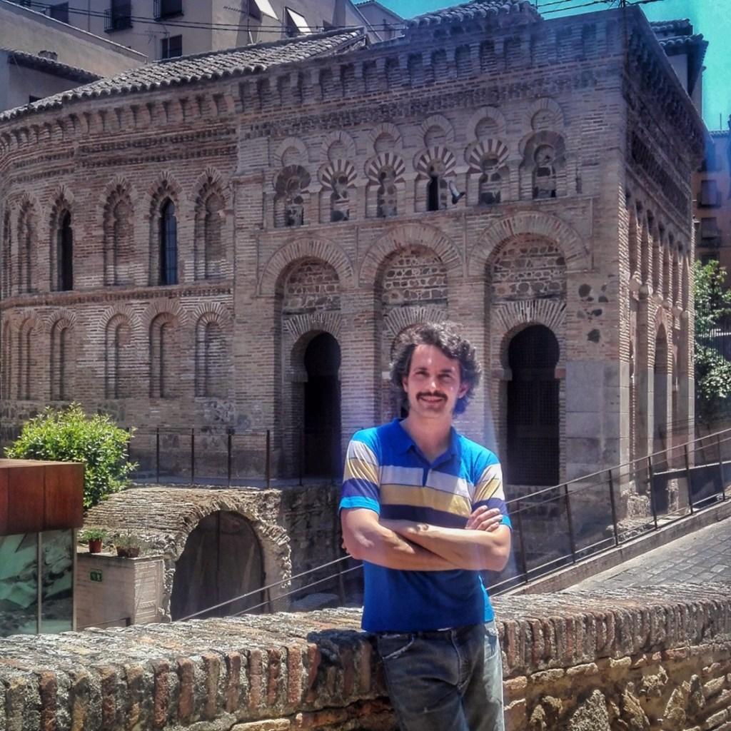 Felipe Vidales del Castillo - Rutas Toledo