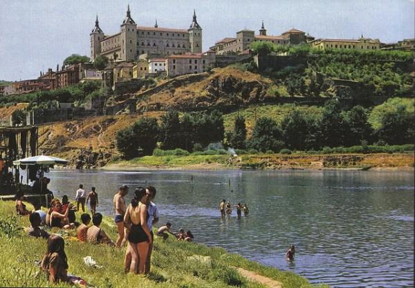 El Tajo y Toledo