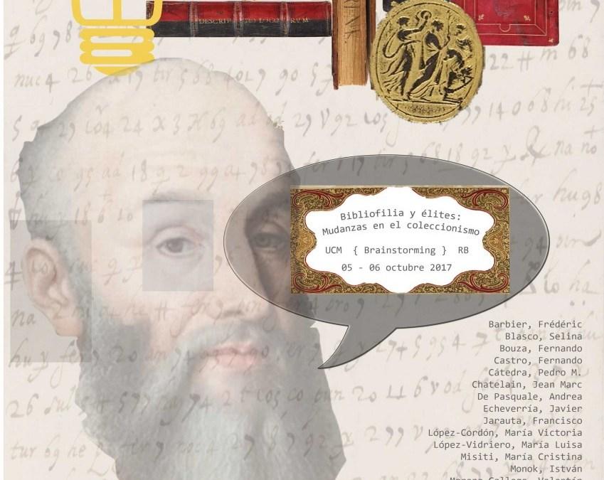 Bibliofilia y elites. Mudanzas en el Coleccionismo.