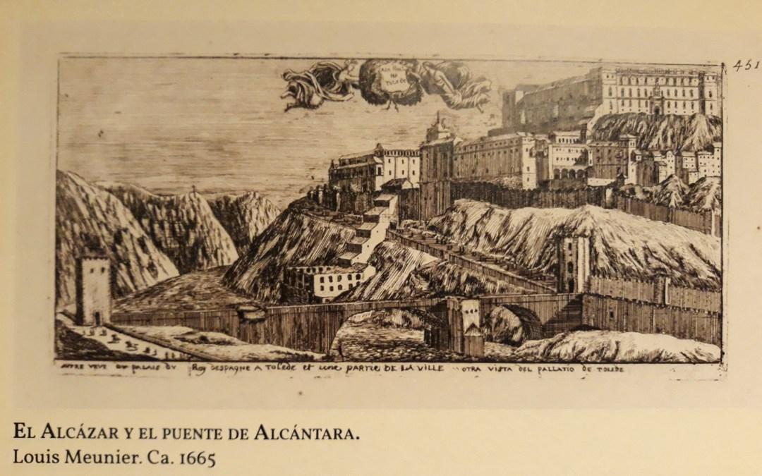El Alcázar y el puente de Alcántara