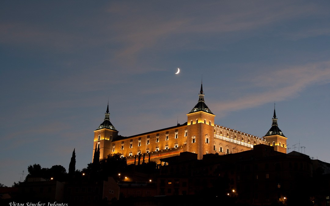 Ramadán Mubarak. Los sonidos perdidos de la noche de Tulaytulá.