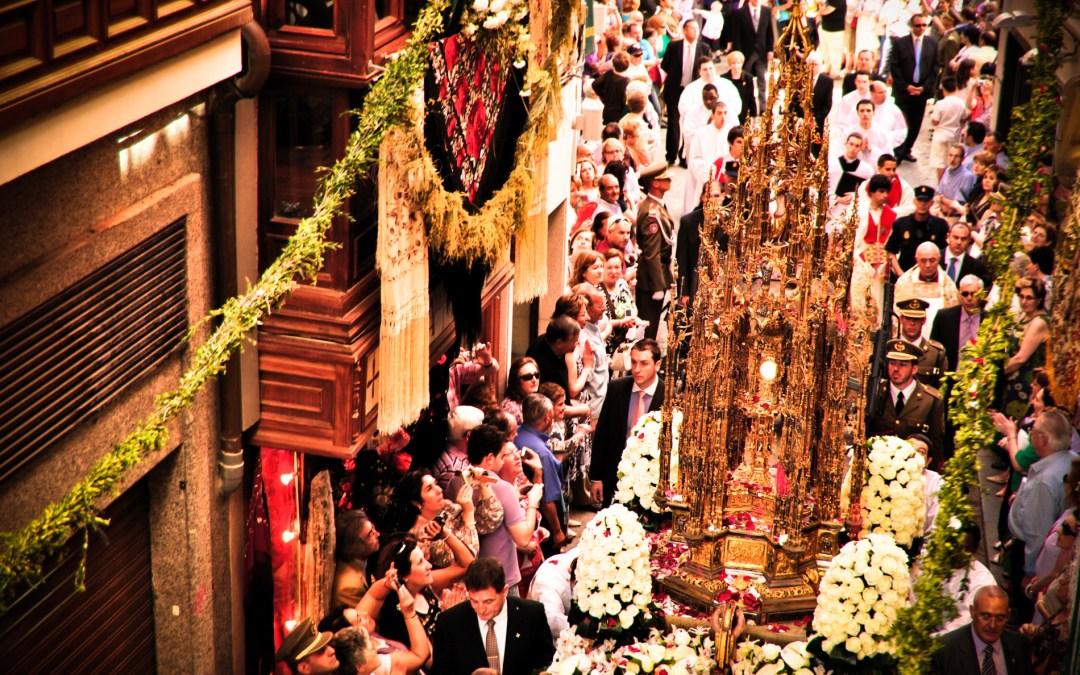 Feliz 600 cumpleaños, Corpus de Toledo