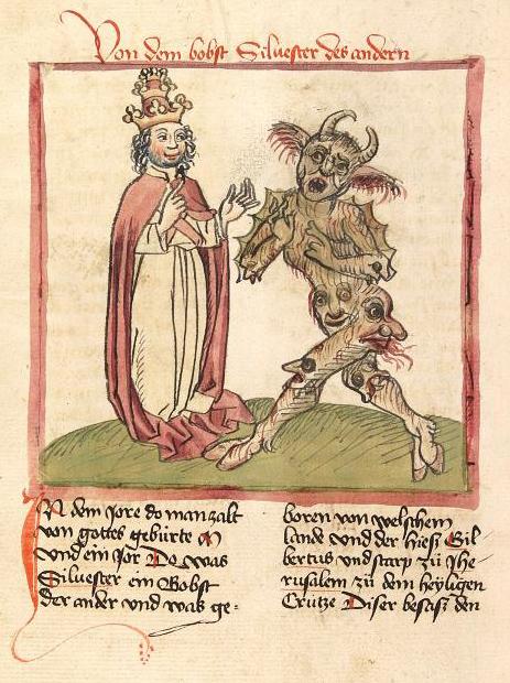 Ars Toletana. La «magia» en Tulaytulá y el Papa Silvestre II el Nigromante