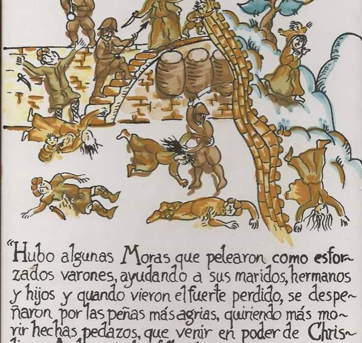 Las Moriscas de Toledo frente a la Inquisición