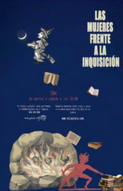 mujeres toledanas - Las mujeres frente a la inquisición - tulaytula