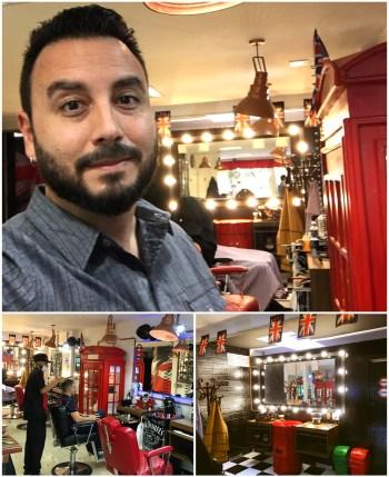 london barberia
