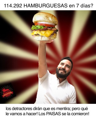 burger master articulo