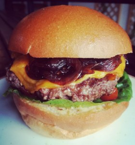 la Francette Burger Master