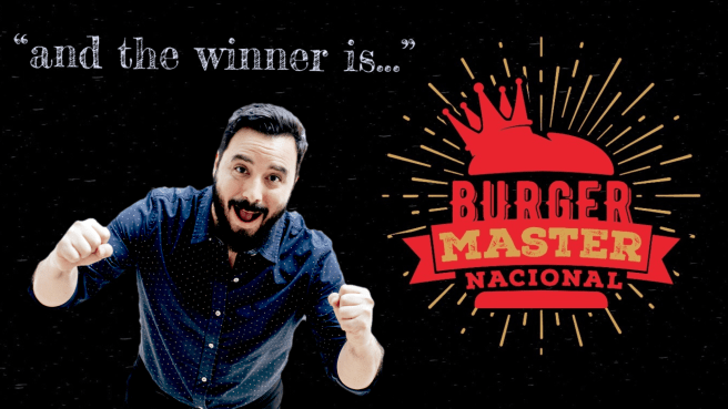 and the winner is burger master