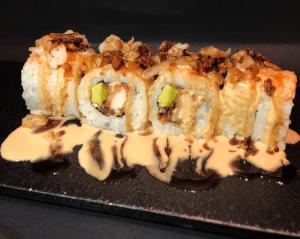 sushi hight