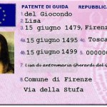 Converting driving license to Spanish