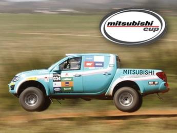 O fim de semana passou beeem rápido… com a Mitsubishi CUP