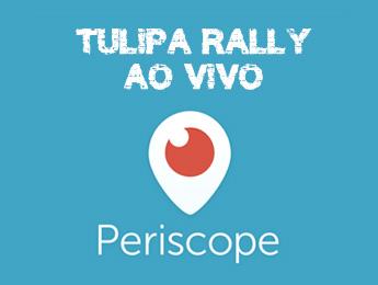 Resumo da transmissão ao vivo do Rally Paulista de Velocidade