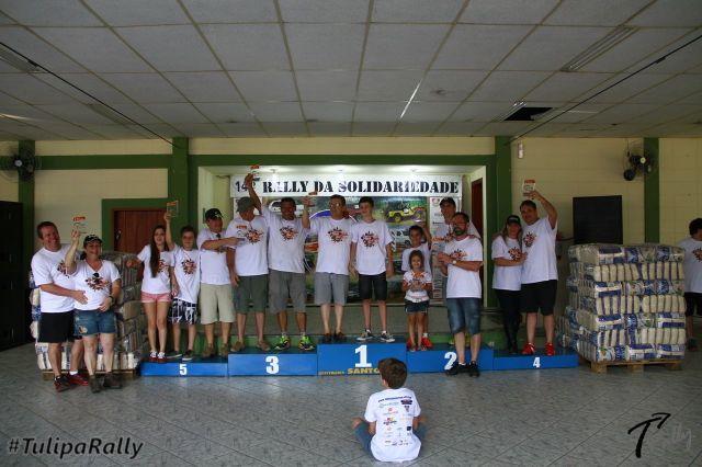 Campeões da solidariedade