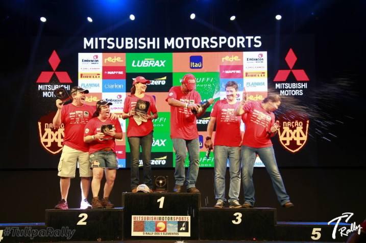 Campeonato - Graduados - Duplas Mistas