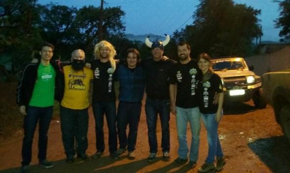 Foto: Equipe Castro Rally