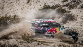 Nasser Al-Attiyah/Mathieu Baumel (Mini ALL4 Racing)