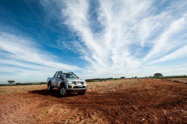 Belas paisagens fazem parte do roteiro Crédito: Ricardo Leizer / Mitsubishi