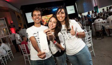 Amigos e famílias participam das disputas Crédito: Ricardo Leizer / Mitsubishi