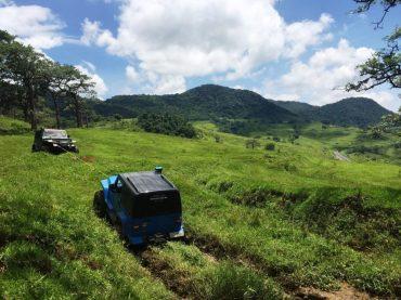 Levantamento do roteiro da categoria Adventure do Rally Estado de Minas Gerais (Divulgação)