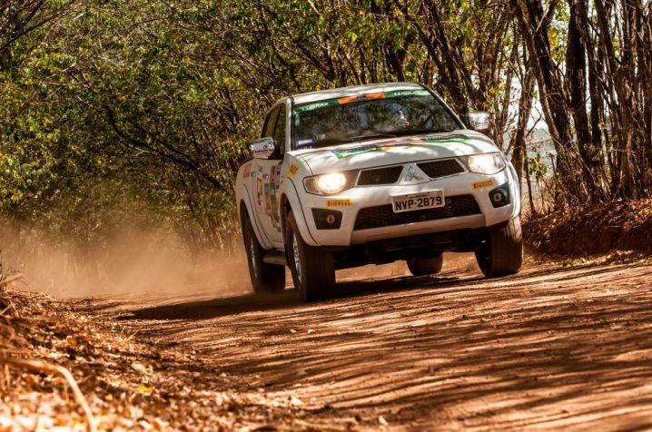 Percurso passará por vários municípios da região Crédito: Ricardo Leizer / Mitsubishi