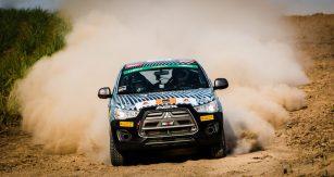 Temporada marca a estreia da categoria ASX RS Crédito: Adriano Carrapato / Mitsubishi